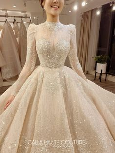 Dream wedding dress for Quynh Anh - Design by Phuonglinh Muslimah Wedding Dress, Muslim Wedding Dresses, Pretty Wedding Dresses, Pretty Dresses, Bridal Dresses, Beautiful Dresses, Hijab Bride, Dress Muslimah, Hijab Dress Party