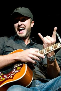 Hottest guy in country music, Luke Bryan