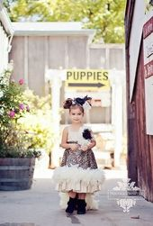 Leopard Print Train Dress only $195.00 - Melissa Jane
