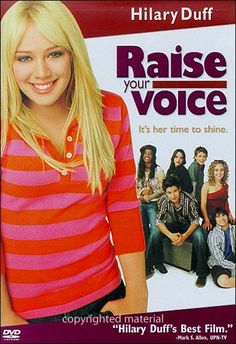 Raise Your Voice favorite movie from childhood