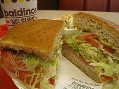 Baldino's Giant Jersey Subs, Marietta GA | Marie, Let's Eat!