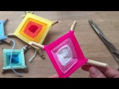 How to make a God's Eye Nature Weaving Craft : Red Ted Art's Blog