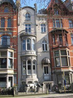 Antwerpen - wijk Sint Laurentius