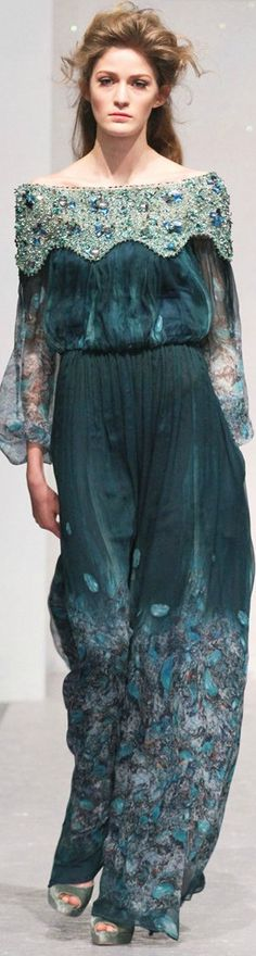 Luisa Beccaria Fall 2012 Ready-to-Wear Collection