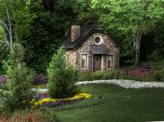 garden and cottage by michaelscottphotos.com