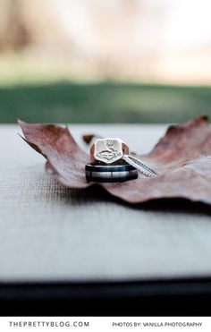 Unique rings | Real weddings | Photograph by Bron Fourie - Vanilla Photography