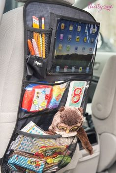 The Hang-Up Activity Organizer keeps   everything you need, all in one place!