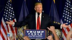 US election: Trump campaign acknowledges Obama was born in US