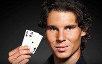 Rafael Nadal embajador oficial de PokerStars.es