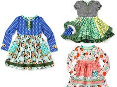 Joanna Gaines Matilda Jane line Matilda Jane Joanna Gaines, Girlie Style, Charlotte, Little Girl Outfits, Kid Styles, Sweet Girls, New Girl, To My Daughter, Girl Fashion