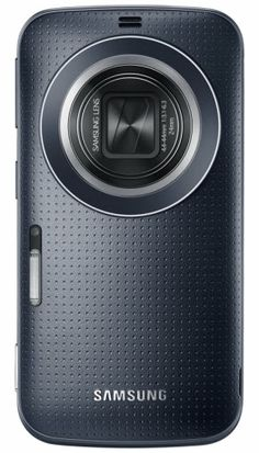 Samsung Galaxy K zoom contains advanced camera features