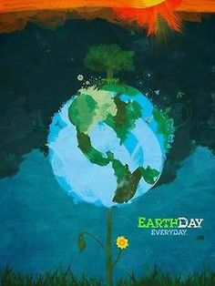 We are a green business and we put effort into protecting our planet... Earth day is everyday <3