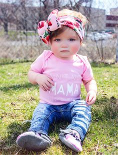 Ain't no Mama like the One I got Thanks @l_marieg // Onesies come in black, violet & dark grey + sizes ranges 3M-24M | Shop www.stellar-seven.com | #stellarseven #aintnomamaliketheoneigot #fashionbaby #kidsfashion #ig_kids #instafashion #instakids #instababy #babies #kids #kidsapparel #shopsmall