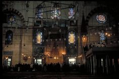 East meets west in the Islamic streets of Istanbul, as quite unique light are unleashed. Light from many different directions is churned together, as in the bright light particles of the bazaar and the interiors of the mosque. A testimony o...