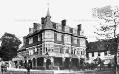 The Hotel Sutton Later Building Demolished