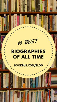 This list of biographies, memoirs, and other true stories is full of inspiring and interesting tales. Some of these bios will be great for teens and young adults, while others are perfect for women and men.