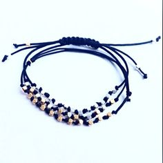NAZ Collection 3 Friendship Bracelet Bundle by NazCollection @nazcollection #nazcollection