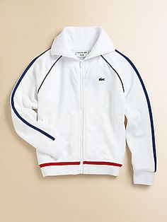 Lacoste Boy's Track Jacket