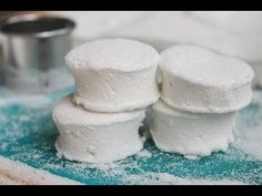 Corn Free Marshmallow Recipe