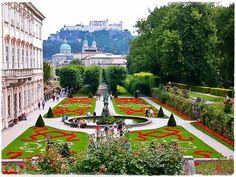 Mirabellgarten, Mirabellplatz 1, 5020 Salzburg, Austria