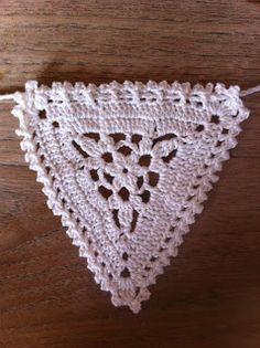 15 Beste Afbeeldingen Van Vlaggetjes Haken Crochet Garland
