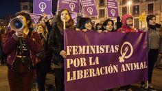 La revolución feminista ha de ser antiespecista