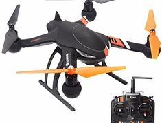EACHINE Pioneer E350 Quadcopter With GPS 2.4G 8CH Brushless Motor RC Quadcopter…