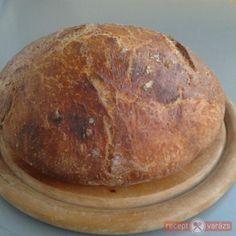 Tökmaglisztes kenyér - dagasztás nélkül
