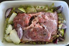 Friptura simpla din pulpa de porc. Muschi de porc la tava, cu crusta rumena si interior fraged si suculent.Friptura aceasta se gateste in cuptor si nu va da batai de cap. Noi o facem cu ceapa, usturoi si untura. O nebunie! ADVERTISEMENT - PUBLICITATE Friptura buna din pulpa de porc sau muschi de porc (dupa …