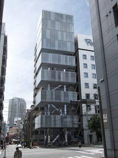 HA Tower / Frontoffice + François Blanciak Architect