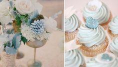 El azul serenity se cuela en las bodas más modernas