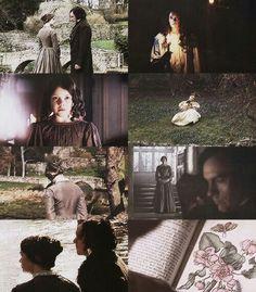 Screen caps - Jane Eyre directed by Susanna White (TV Mini-Series, BBC, 2006) #charlottebronte
