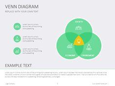 Venn diagram slide #powerpointdesign #slidedesign #presentation