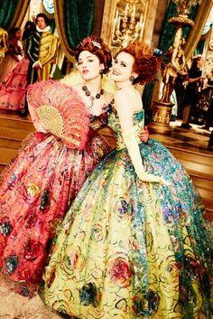 Cinderellas stepsisters