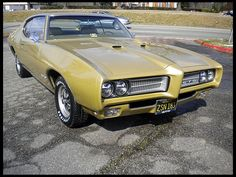 1969 Pontiac GTO 400 CI, Automatic presented as lot K118 at Kissimmee, FL 2013 - image1