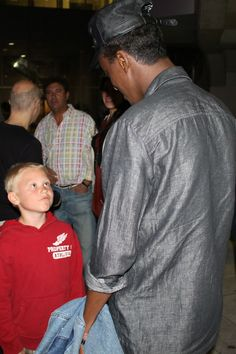 Favourite moment of the Luminato 2012 opening weekend, K'Naan meeting his fans at David Pecaut Square - Tweeted by @JustNikiV