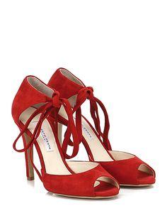 ROBERTO FESTA MILANO - Scarpa con tacco - Donna - Scarpa con tacco in  camoscio con 1a3ba2f6750