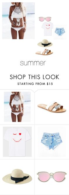 """""""Untitled #3"""" by elkaa993 ❤ liked on Polyvore featuring Nanette Lepore, PS Paul Smith and Uniqlo"""