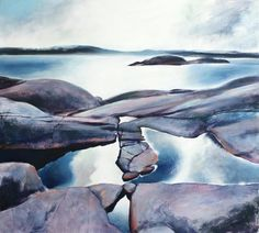 Claire Smith Art-Paintings from nature Rock Pools, Limited Edition Prints, Will Smith, Mountains, Claire, Nature, Painting, Art, Painting Art