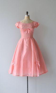 Party dress, 1950s.