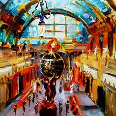 Jurij Frey: Musée d'Orsay