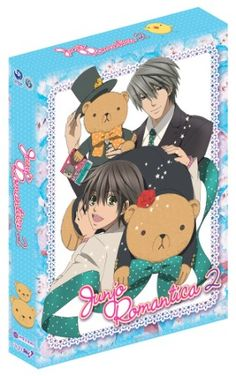 Junjo Romantica Season 2 DVD Collection (S)  #RightStuf2013