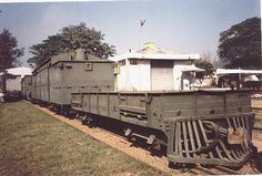 car armoured train at the National Rail Museum, New Delhi National Rail, Inner World, Folk Music, Panzer, African History, Tom Cruise, Archaeology, Astronomy, South Africa