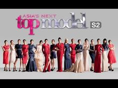 Get ready for more glamourous ladies, photoshoots, and drama as Asia's Next Top Model returns for its second season. America's Top Model, Asia's Next Top Model, Bridesmaid Dresses, Prom Dresses, Formal Dresses, Wedding Dresses, Season 2 Episode 1, Episode 5, Tyra Banks