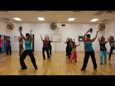 Dance Fitness - Move That Body (Hip Hop)