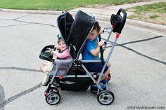 Preparing for Two Children: The Stroller Dilemma