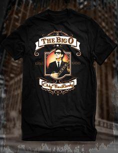 The Big 'O' – Roy Orbison T-Shirt