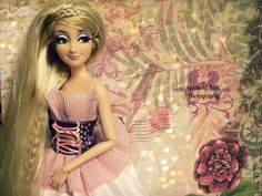 Disney Designer Princess Rapunzel