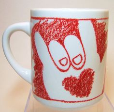 American Sign Language ASL I Love You Mug for your Sweetie!
