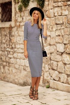 Little Striped dress.
